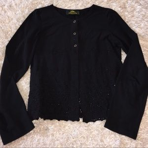 Longchamp Blouse Snapping Button Up